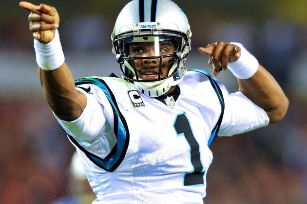 Cam Newton Putting It All Together at the Perfect Time