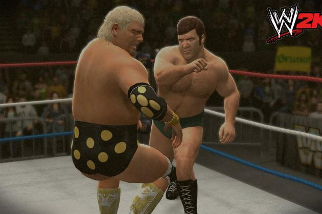 WWE 2K14: Dream Matches Fans Can Create with DLC Characters