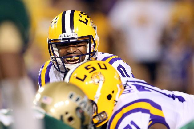 QB Anthony Jennings Could See Extensive Action vs. Furman