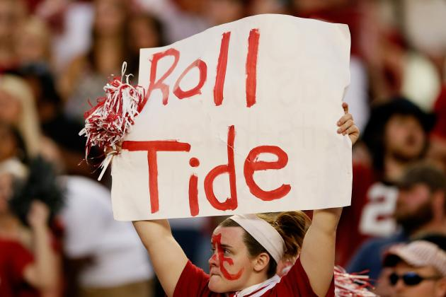 Alabama Might Eliminate Student Organization Seating at Football Games