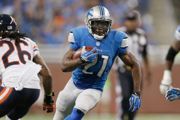 Reggie Bush Injury: Updates on Lions Star's Leg