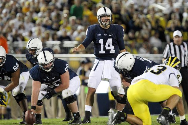 Why Christian Hackenberg Is Keeping Urban Meyer Up at Night