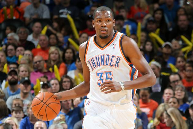 Would Kevin Durant Really Ever Leave the Oklahoma City Thunder?