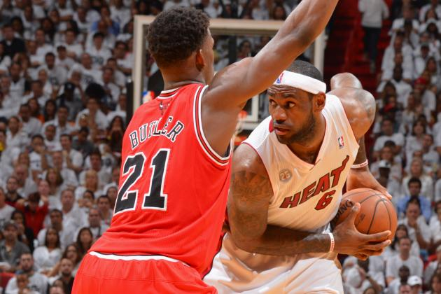 Bulls Have Enough to Dethrone LeBron, Heat