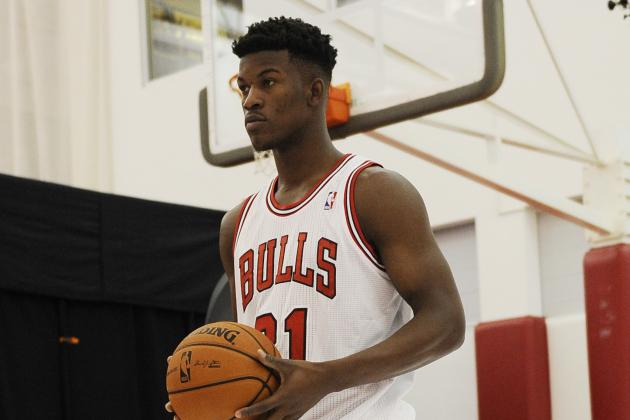 'Rusty' Butler Works on Building Chemistry with Derrick Rose