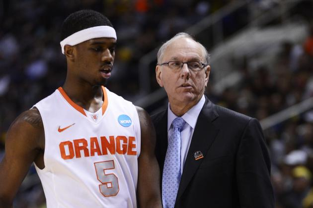 Syracuse Basketball: How 2013-14 Orange Will Fit Jim Boeheim's 2-3 Zone