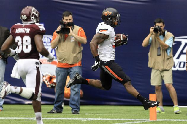 Why Has Oklahoma State RB Jeremy Smith Had a Down Year?
