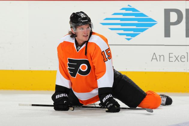 Flyers Send Leading Goalscorer McGinn to AHL