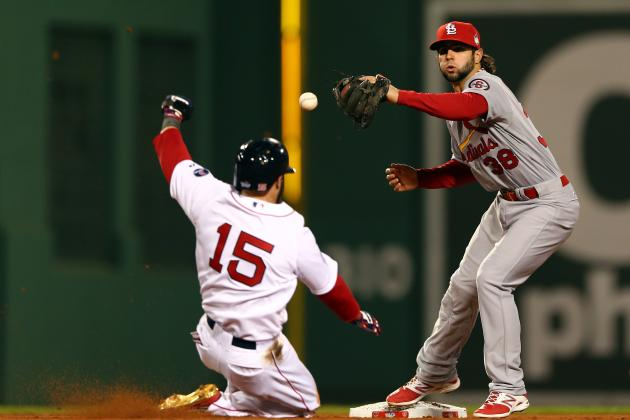 A Look Inside the 2013 World Series' Wave of Defensive Blunders