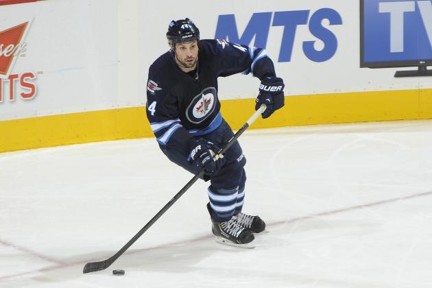 Winnipeg Jets: Three Players That Have to Turn Their Game Around