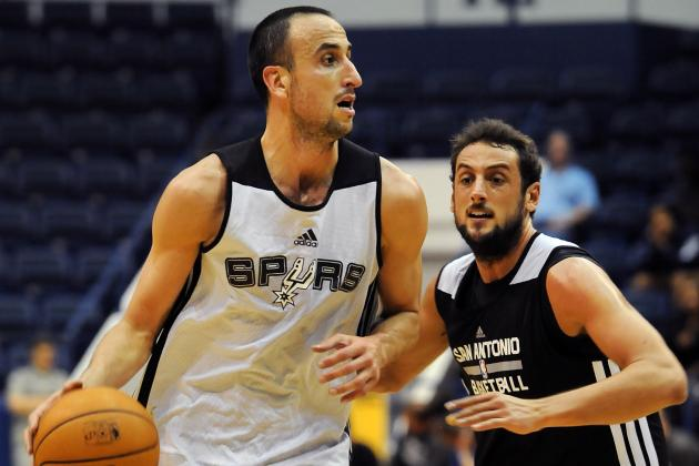 Belinelli, Ginobili Partnership Shows Promise