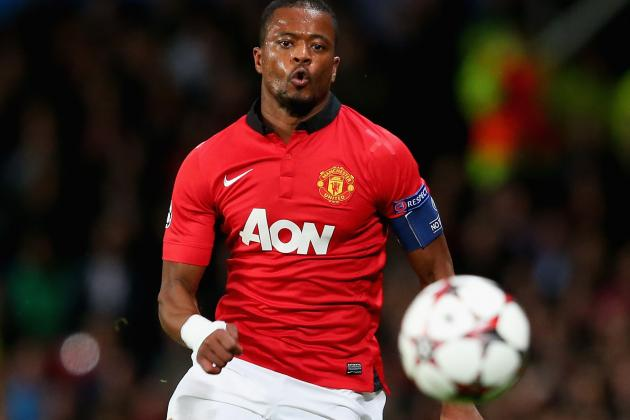 Patrice Evra's Decision to Stay at Man United Is a Boost for David Moyes