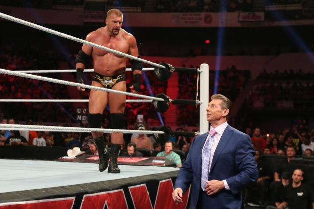 Comparing Triple H to Vince McMahon as WWE's Lead Authority Figure