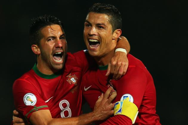 Portugal vs. Sweden: World Cup Playoff Sim with Ronaldo, Ibrahimovic on FIFA 14