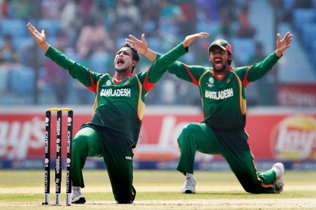 Consistency Is Key Element Missing in Bangladesh Cricket Team