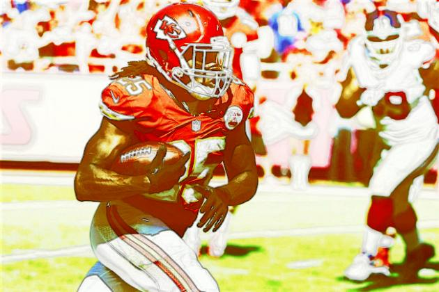 Jamaal Charles: Chiefs RB Wows with Olympic Speed, Athleticism on Sport Science