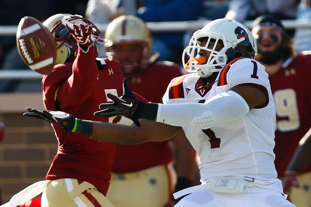 How Cornerback Antone Exum's Return Affects Virginia Tech Football's Secondary