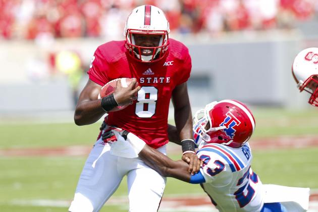 NC State QB Brandon Mitchell Wants to Ruin FSU's Season