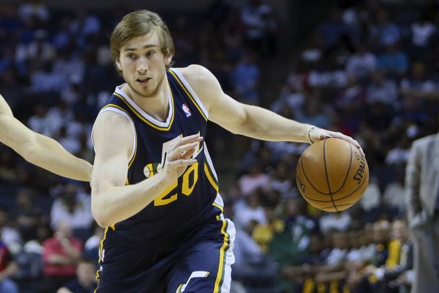 Gordon Hayward Deserves Contract Extension After Breakout Season with Utah Jazz