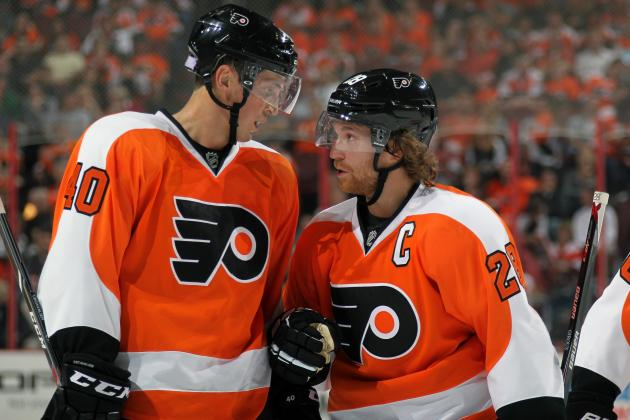 Flyers Notes:  Lecavalier Returns as a Right Winger