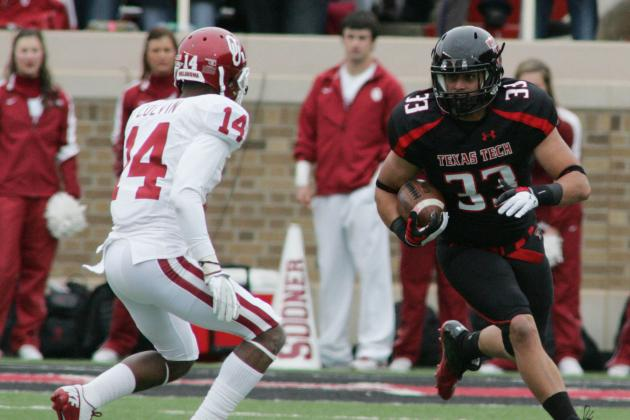 Game Preview: Texas Tech at Oklahoma
