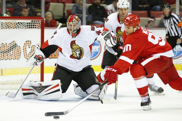 Wings Need Slow-Starting Stephen Weiss, Others to Help Boost Lagging Offense