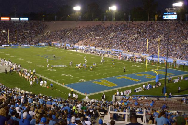 UCLA Football in Position to Boost Fundraising for New Facility