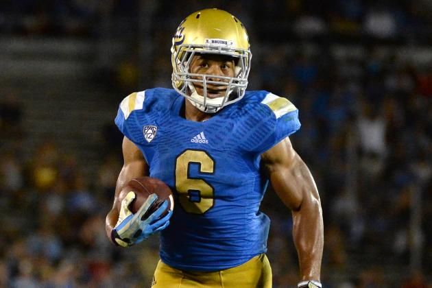 Jordon James Big Loss for UCLA Run Game