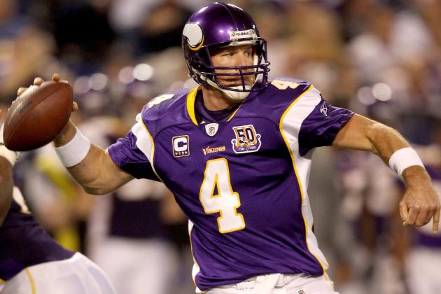 Brett Favre Rejects Rams' Offer to Return After Sam Bradford's Injury
