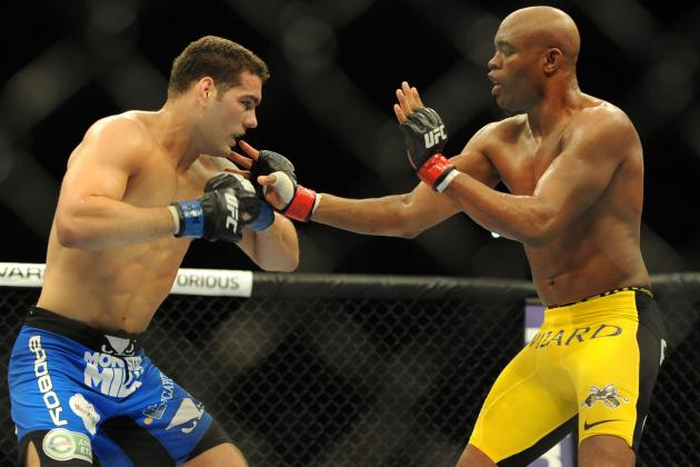 Chael Sonnen: Weidman vs. Silva Was 'the Worst Weidman I've Ever Seen'