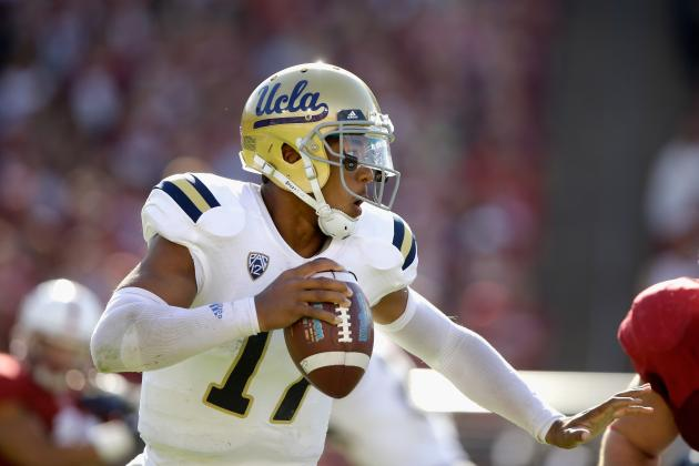 UCLA vs. Oregon: How Bruins Can Spoil Marcus Mariota's Heisman, BCS Hopes