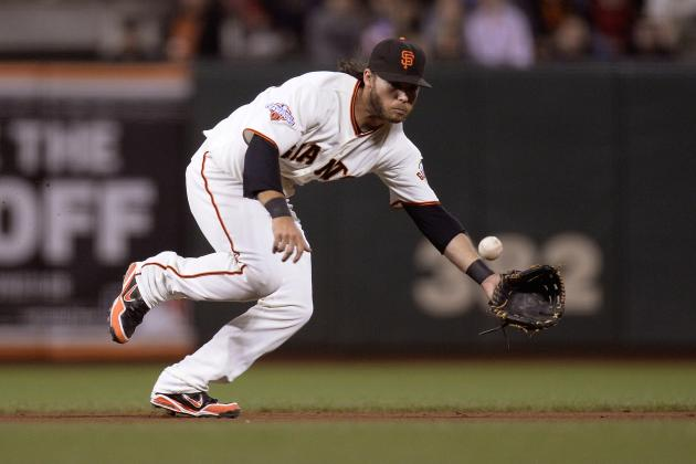 Giants Shut out of Gold Glove Nominations