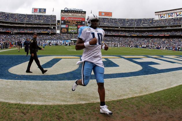 The San Diego Chargers Should Bring in Quarterback Vince Young for Bye Week