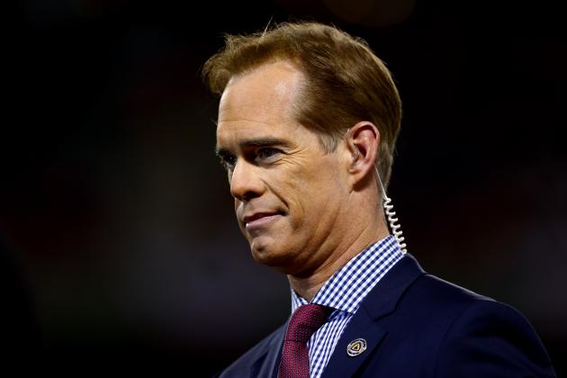 Boston Red Sox: Are Fans Getting a Fair Shake with Joe Buck as Lead Broadcaster?