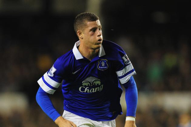 Areas for Ross Barkley to Improve for Everton and England