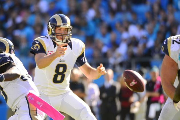 Assessing St. Louis Rams' Options at Quarterback for 2014