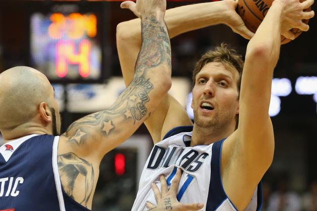 Dirk Nowitzki Asks: Do You Really Think I'm Done?