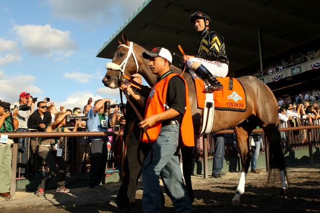 Preakness Winner Oxbow Retired to Taylor Made