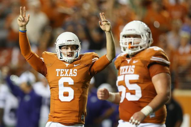 Big 12 Offenses Through Eight Weeks: How Have They Changed from a Year Ago?