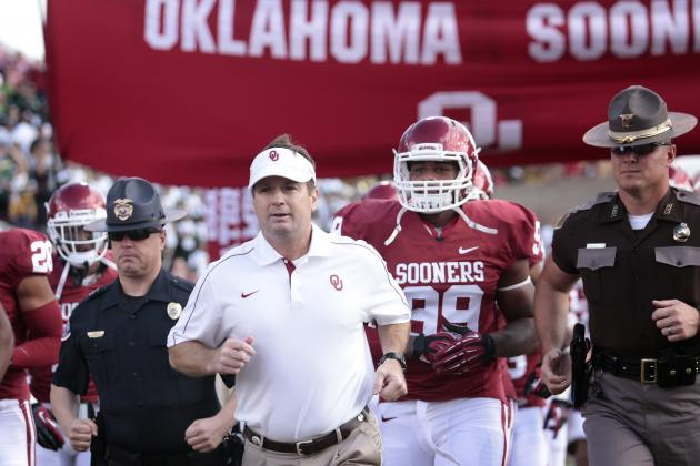 Sooners' Home-Field Advantage Could Be Too Much for Texas Tech to Overcome
