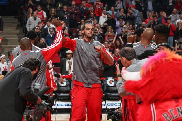 Chicago Bulls' Disaster Plan If Joakim Noah's Health Problems Persist
