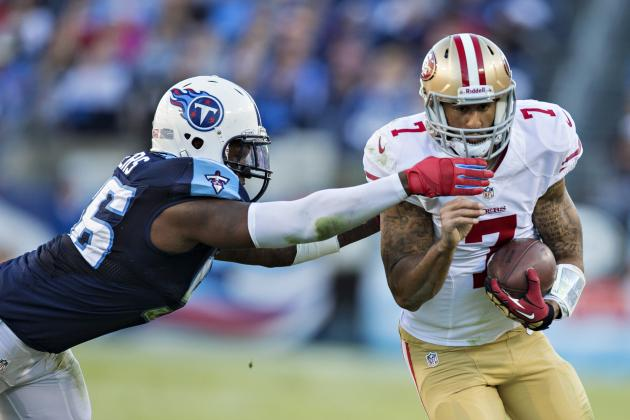 Akeem Ayers Fined for Illegal Hit on Kaepernick Sunday