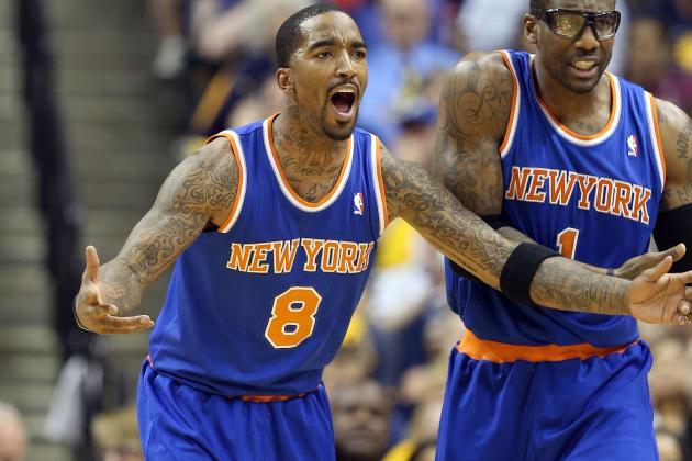Is This J.R. Smith's Last Chance to Be Meaningful NBA Player?
