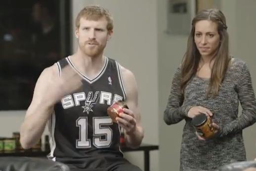 Spurs Unveil New H-E-B Commercials