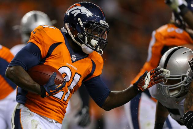 Fumbles Put Ronnie Hillman on Sideline