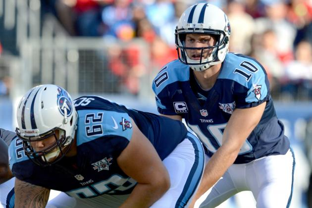 Tennessee Titans Still in the Hunt for AFC South Title