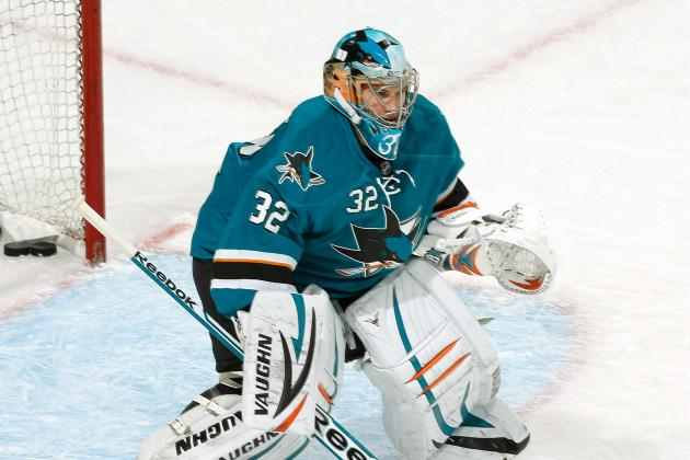Stalock Waits for His Turn in Net