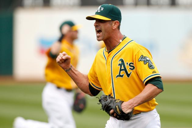 Oakland Athletics: Pros and Cons of Re-Signing Grant Balfour