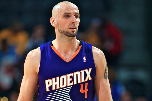 Suns and Wizards Agree to Trade Involving Emeka Okafor and Marcin Gortat