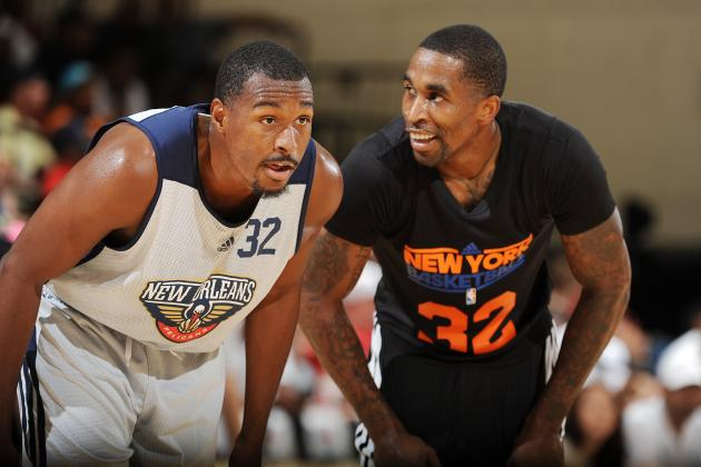 Chris Smith Jr., JR Smith's Brother, Right to Be Favored for Knicks' Roster Spot